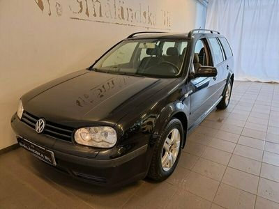begagnad VW Golf Variant 1.6 Comfort, Ocean 105hk