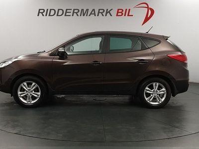 begagnad Hyundai ix35 2.0 CRDi 136hk M-VÄRME DRAG