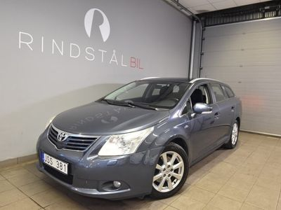 begagnad Toyota Avensis 2.2 AUT DRAG NYBES 2009, Personbil 59 900 kr