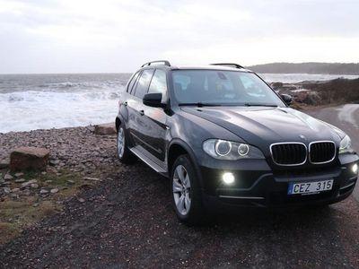begagnad BMW X5 3.0d Sport line