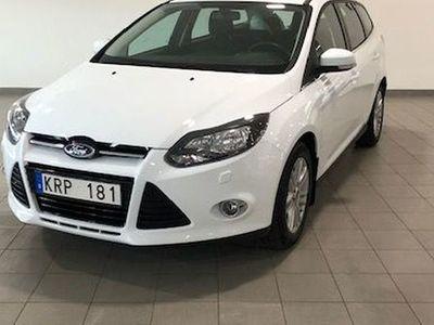begagnad Ford Focus Kombi 1.0 EcoBoost Manuell 100hk -13
