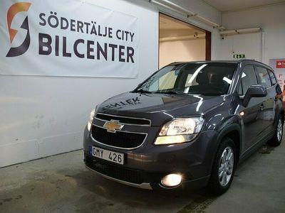 begagnad Chevrolet Orlando 1.8 Hydra-Matic 7-sits 2012, Minibuss Pris 94 900 kr