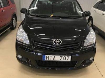 begagnad Toyota Verso -11