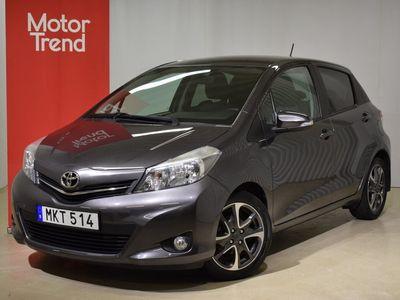 begagnad Toyota Yaris 1.33 VVT-i Trend S+V-hjul