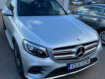 begagnad Mercedes GLC250 d 4MATIC Aut AMG Sky