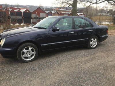 begagnad Mercedes E240 automat 16100mill