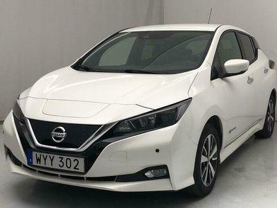 begagnad Nissan Leaf 5dr 40 kWh 2018, Halvkombi Pris 185 000 kr