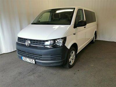 begagnad VW Transporter Kombi 2.0 TDI Manuell, 102hk Comfort