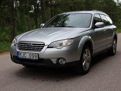 brugt Subaru Outback 2.5 4WD 167hk -07