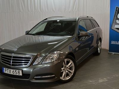 brugt Mercedes 350 E-KLASST CDI 265hk 4WD Automat Plus