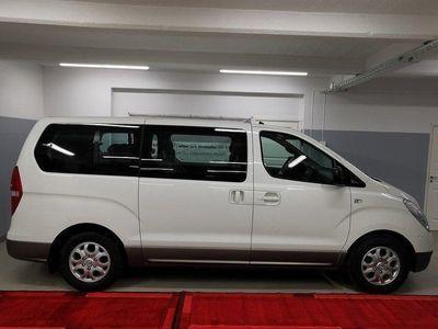 begagnad Hyundai H-1 Travel 2.5 CRDi,170hk,8sits,10000