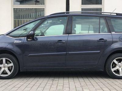 begagnad Citroën Grand C4 Picasso 2.0 7-Sits EXCLUSIVE