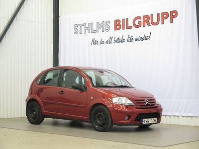 used Citroën C3 1.6 HDI (110hk)