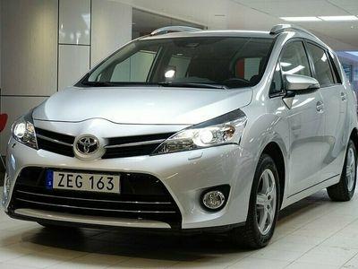 begagnad Toyota Verso 1,8 MAN INTENSE EDITION V-HJUL BACKKAMERA TKG