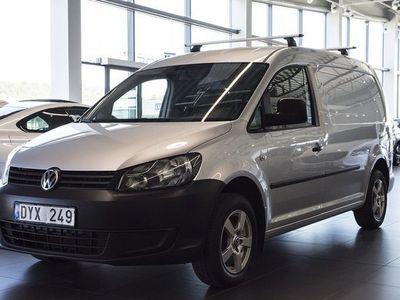 begagnad VW Caddy Maxi Life Caddy Maxi 1.6 TDI 102 Värmare Drag 2014, Transportbil 125 000 kr