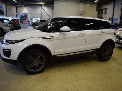 begagnad Land Rover Range Rover evoque 2.0 TD4 HSE 4WD -16