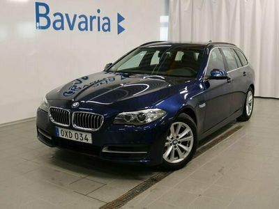 begagnad BMW 520 d xDrive Touring Steptronic Drag Rattvärme 2016, Kombi Pris 188 700 kr