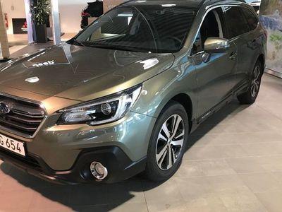 begagnad Subaru Outback 2.5I SUMMIT (BLACK) LIMITED EDITION