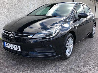 begagnad Opel Astra Enjoy 5d