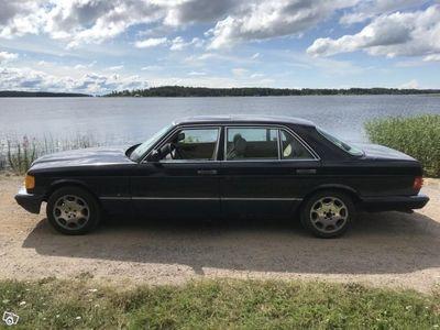 brugt Mercedes 420 -89