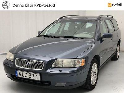 begagnad Volvo V70 2.5T AWD (210hk)