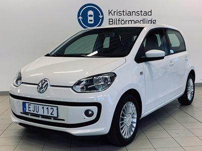 begagnad VW up! 1.0 Drive Navigation 75hk
