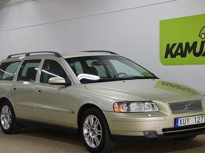 begagnad Volvo V70 2,4 Bi-fuel Drag Mkt Fräsch -06