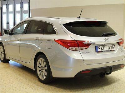 begagnad Hyundai i40 1,7 CRDi (136hk) Aut Navi Backkamera