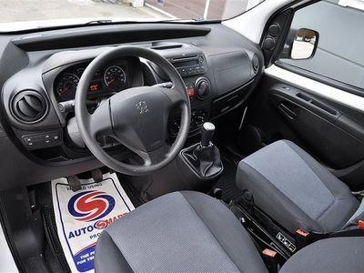begagnad Peugeot Bipper 1,3 HDi FAP Skåp 75Hk -12