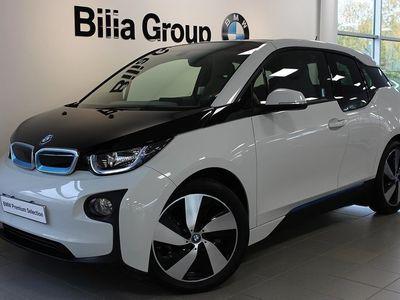 begagnad BMW i3 Comfort 170 hk LED Taklucka Navi -15