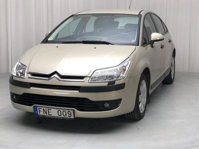 begagnad Citroën C4
