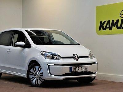 begagnad VW e-up! 18 kWh Single Speed SÖNDAGSÖPPET 27 10 | S&V-Hjul | 2017, Halvkombi 173 800 kr