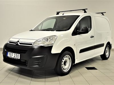 begagnad Citroën Berlingo Van 1.6 BlueHDi Euro 6