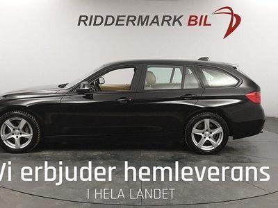 begagnad BMW 335 d xDrive Touring, F31 (313hk)