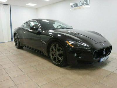 begagnad Maserati Granturismo S MC-Shift 441hk 4,7L