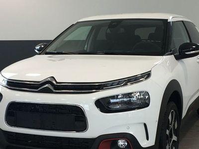 begagnad Citroën C4 Cactus SHINE TECH STYLE RÖD COLORPACK