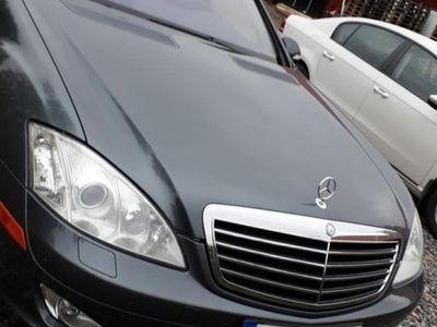 begagnad Mercedes S550