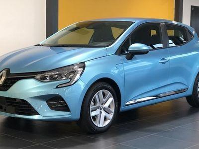 begagnad Renault Clio ZEN TCE 100