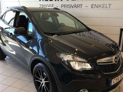 begagnad Opel Mokka 1.4 Turbo (140HK) Skinnklädsel