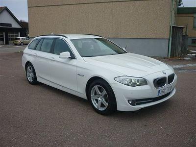 gebraucht BMW 520 d F11 SKINN 184HK -12