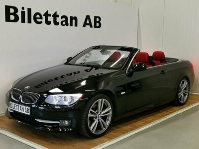 begagnad BMW 325 i Convertible LCI Comfort / Navi / 218hk