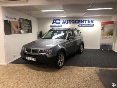 begagnad BMW X3 3,0D Nyservad Helskin -04