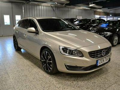 begagnad Volvo V60 D3 Geartronic, 150hk Momentum, Classic