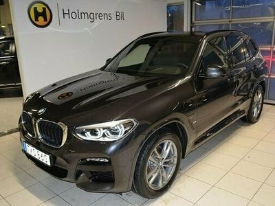 begagnad BMW X3 xDrive 30e M Sport Drag Aktiv Fartilot Parking Assistant 2021, SUV Pris 699 900 kr