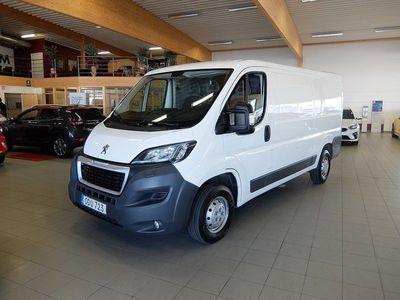 begagnad Peugeot Boxer Van 2.0 BlueHDi 131hk (Dieselvä -17