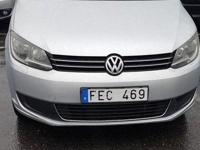 begagnad VW Touran 1.4 TSI