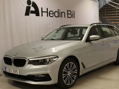 gebraucht BMW 520 d 190hk xDrive Touring Sport Line