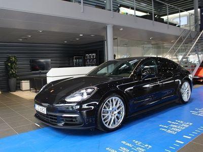 begagnad Porsche Panamera 4S V8 Diesel Euro 6 Halvkombi