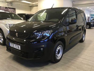 begagnad Peugeot Partner Business 1.5BHDi Värme Drag 2020, Minibuss 159 900 kr