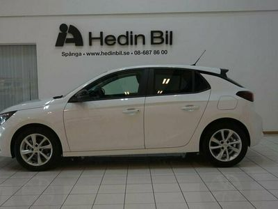 begagnad Opel Corsa 1,2 75HK ELEGANCE PRIVATLEASING
